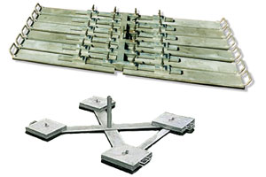 FLAT ROOF ANCHORS