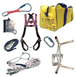 Pole Ladder Safety Kit