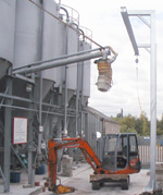 Single Bay Fall Arrest Gantry System
